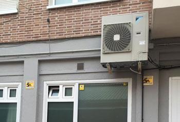 Instelcon instaladores aire acondicionado toledo for Temperatura ideal aire acondicionado invierno